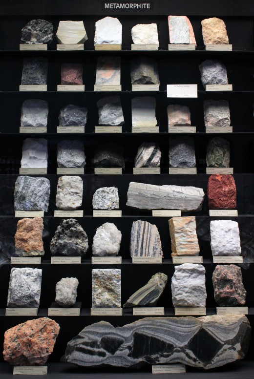 Rock collection_Saal IV_Vitrine 136